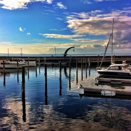 Marina Sky - Reflections