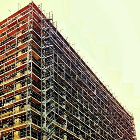 Scaffold Lines