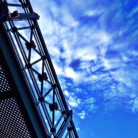 Bridge into the Blue
