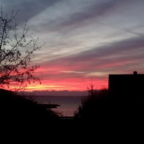 Christmas Eve´s Sunrise