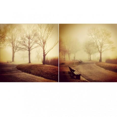 Foggy mood - 2er Set