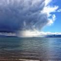 Cloudy Summer at the Lake
