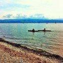 Lake View - kayaking
