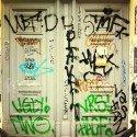 Door Graffiti Series #5/7