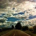 Back home, open Sky