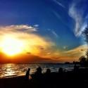 Malerecke - Sunset Little LA