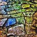 Stony Floor - Colorful Patchwork