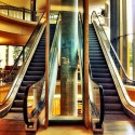 Multilevel Shopping - Moving Stairs