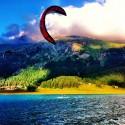 Great light - Kiter's Paradise