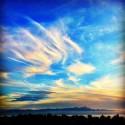 Cloud Beauty in Blue Sky