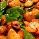 Cooking Veggie