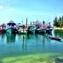 Fishing boats 1/3