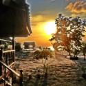 Phangan Sunset - chillaxing time