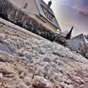 Snow Slush, grey´n cold...