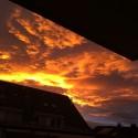 Yesterday - sky ob fire