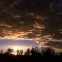 Epic skyscapes these days
