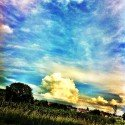 Big cloud in the sky