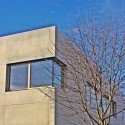 Concrete and Tree under blue sky