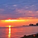 Sunset mood - longest day,