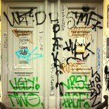 Door Graffiti Series #5/7
