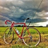 Test ride - cloudy and dry
