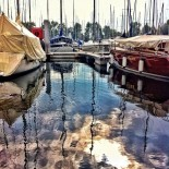 Marina reflections II