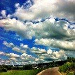Sky over Markdorf