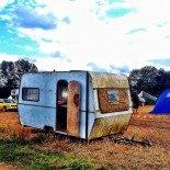 Lost mobile home