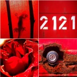 Red mood - 4er Set