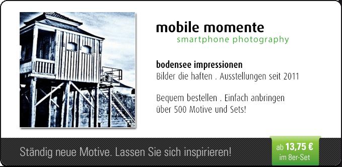 mobile momente - smartphone photography - Einzelmotiv